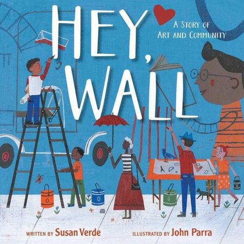 Hey, Wall book