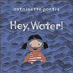 Hey, Water! book