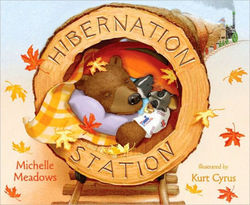 Hibernation Station Book