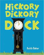 Hickory Dickory Dock book