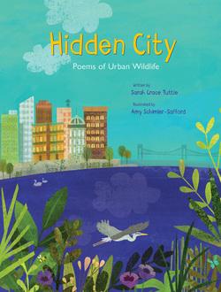 Hidden City Book