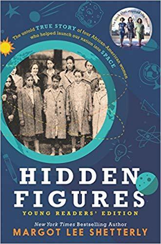 Hidden Figures Young Readers' Edition book
