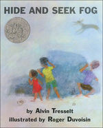 Hide and Seek Fog book