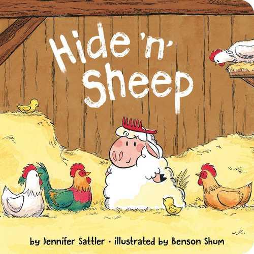 Hide 'n' Sheep book