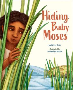 Hiding Baby Moses book