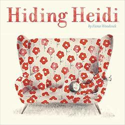 Hiding Heidi book