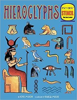 Hieroglyphs book