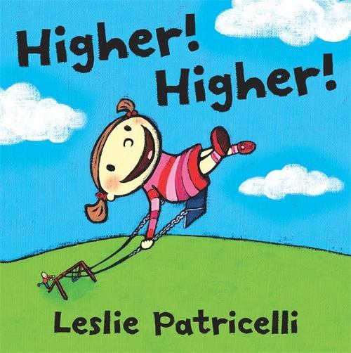 Higher! Higher! book