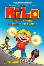 Hilo Book 1: The Boy Who Crashed to Earth book