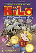 Hilo Book 4: Waking the Monsters book