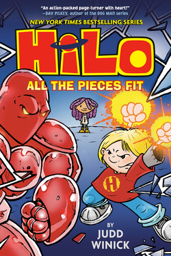 Hilo Book 6: All the Pieces Fit book