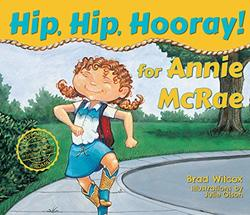 Hip, Hip, Hooray for Annie McRae! book