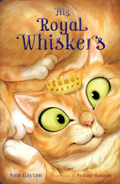 His Royal Whiskers book