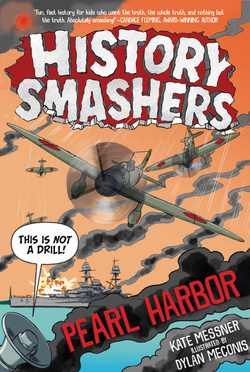 History Smashers: Pearl Harbor book