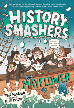 History Smashers: The Mayflower book