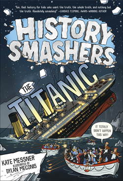 History Smashers: The Titanic book