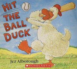 Hit the Ball Duck book