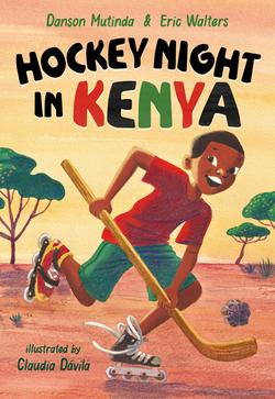 Hockey Night in Kenya book
