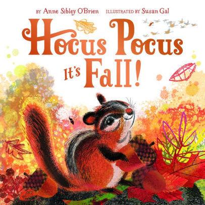 Hocus Pocus, It's Fall! book