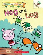 Hog on a Log: An Acorn Book (a Frog and Dog Book #3), Volume 3 book