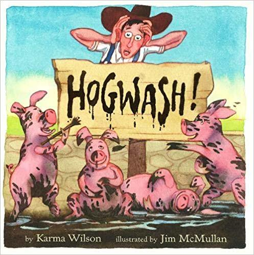 Hogwash! book