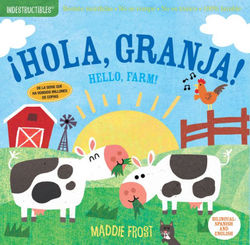 ¡Hola, granja! Hello, Farm! book