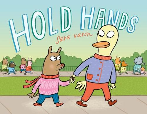 Hold Hands book