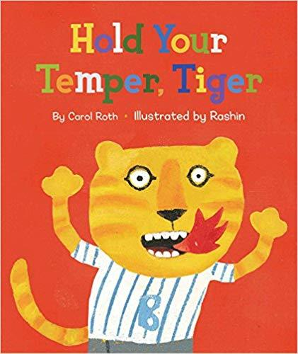 Hold Your Temper, Tiger Book
