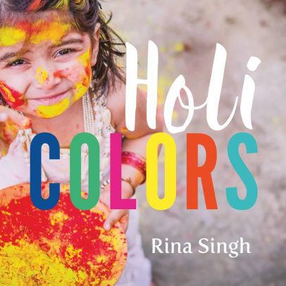 Holi Colors book