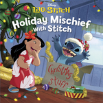 Holiday Mischief with Stitch book