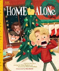 Home Alone: The Classic Illustrated Storybook book
