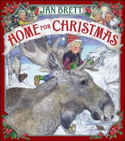 Home for Christmas book