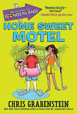 Home Sweet Motel book