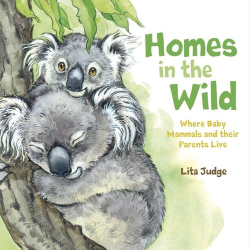 Homes in the Wild book