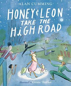 Honey & Leon Take the High Road book
