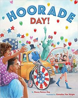 Hoorade Day! book