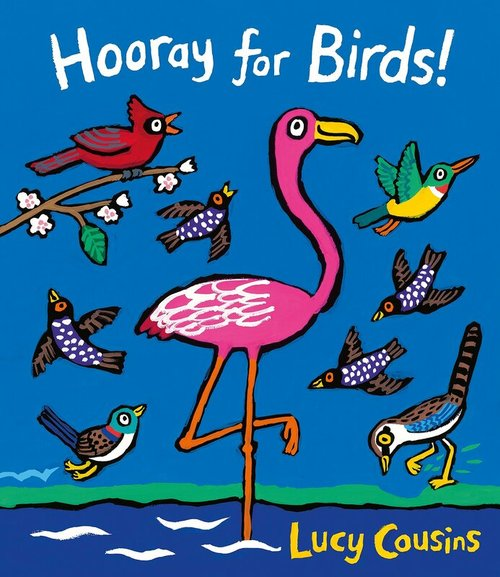 Hooray for Birds! book
