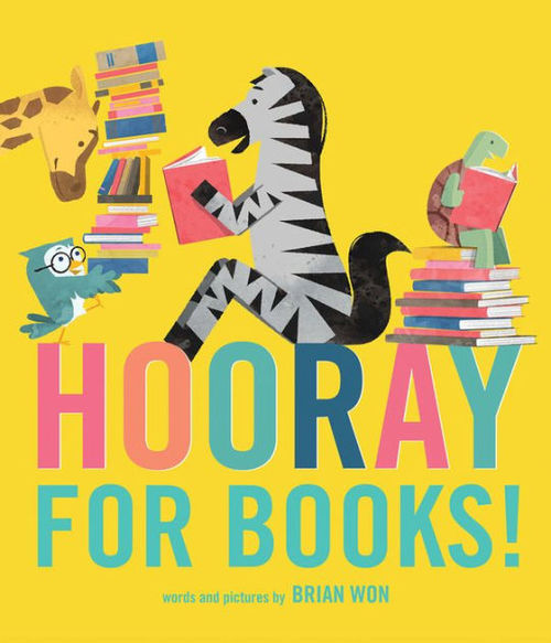 Hooray for Books! book
