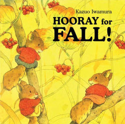 Hooray for Fall book