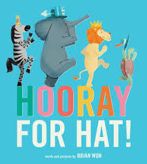 Hooray for Hat! book
