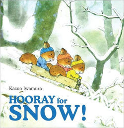 Hooray for Snow! book