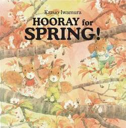 Hooray for Spring book
