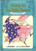 Hooray for the Golly Sisters! book
