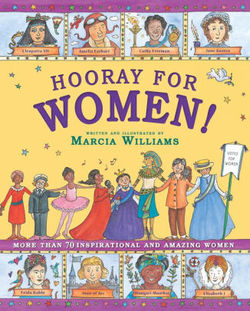 Hooray for Women! book