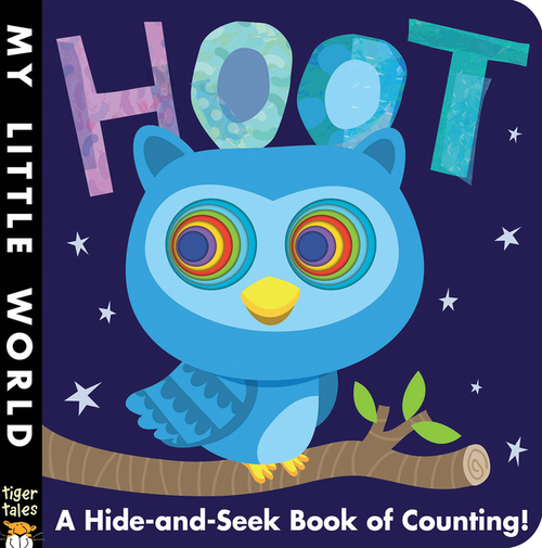 Hoot: A Hide-And-Seek Book of Counting book