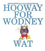 Hooway for Wodney Wat book