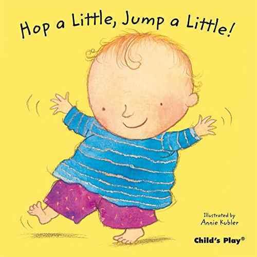 Hop a Little, Jump a Little! book