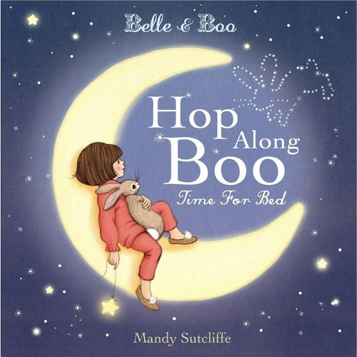 Hop Along Boo, Time for Bed book