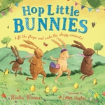 Hop Little Bunnies book