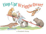 Hop Up Wriggle Over book